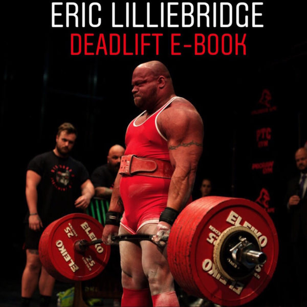 New Deadlift Ebook photo